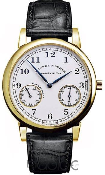 A Lange & Sohne 1815 Walter Lange Mens Replica Watch 223.021